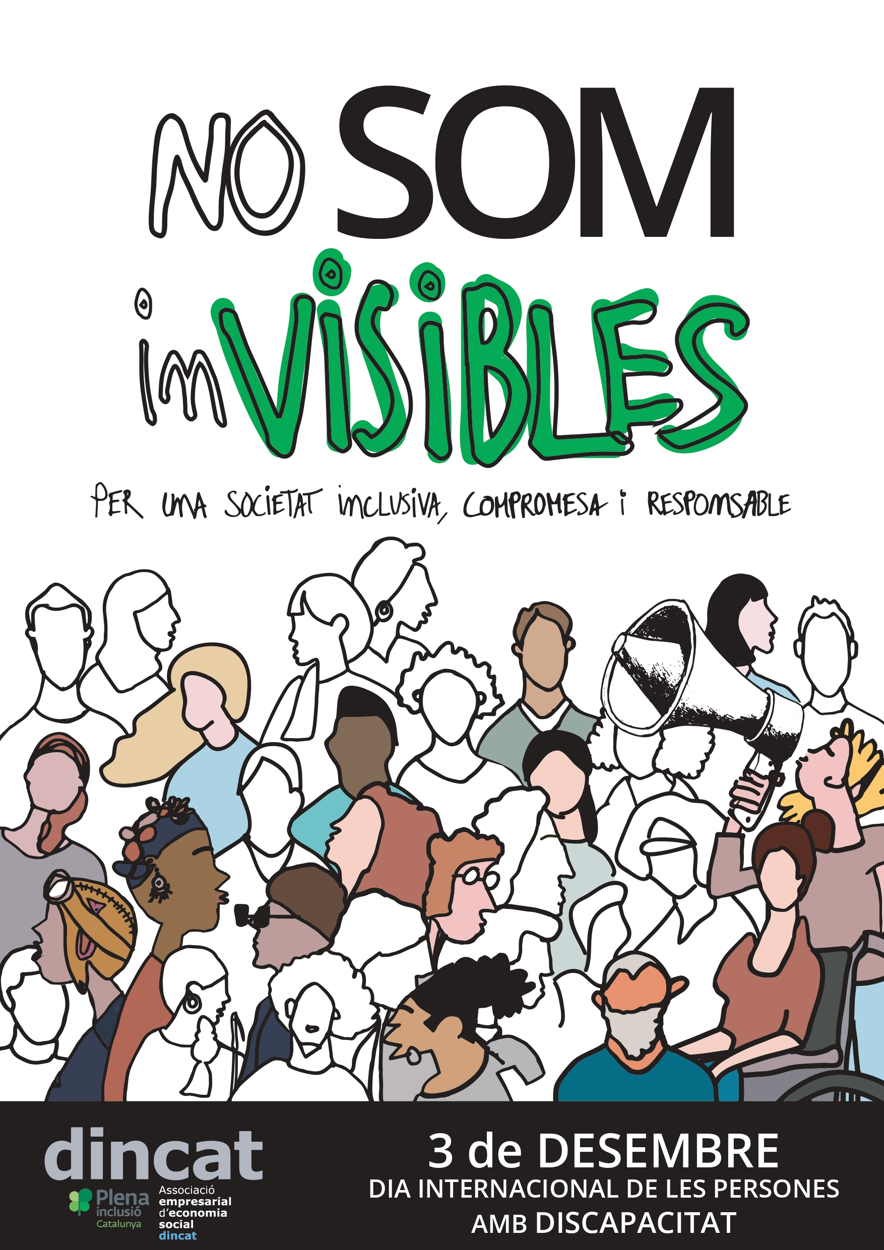 No som invisibles